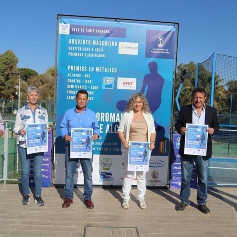 Presentación IBP Ciudad de Alcalá / Tenis Oromana