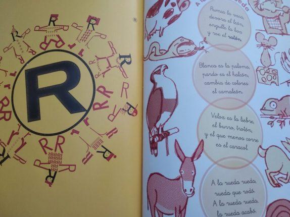 abezoo letra R