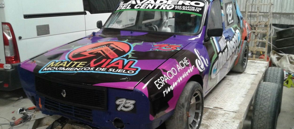 Pilotos Madrynenses en la primera fecha del automovilismo de Chubut