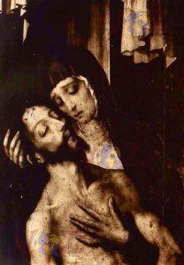 La Piedad, obra de Luis Morales, el Divino