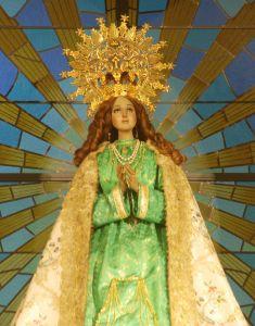 Virgen de la Asunción en la actualidad
