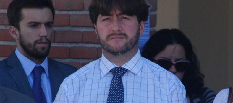 Salomón Aguado, concejal popular
