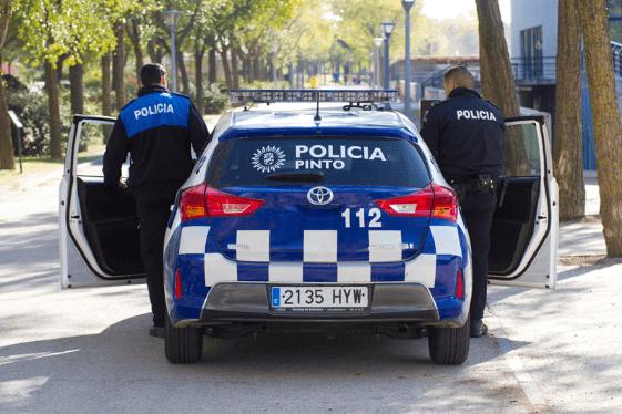 Nuevos aires para la Policía Local de Pinto