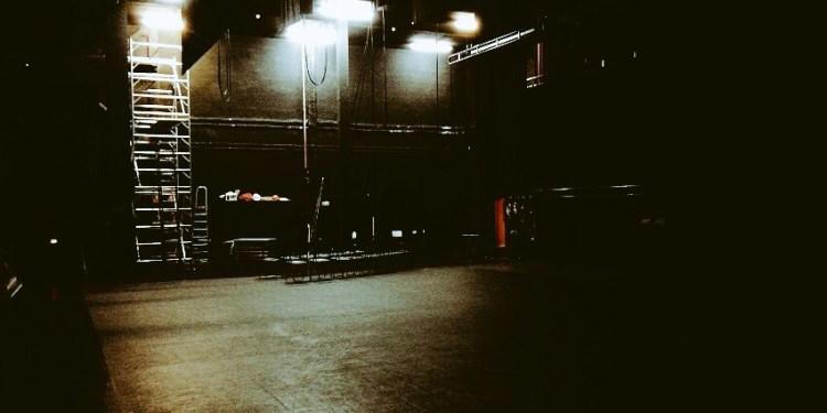Escenario del teatro