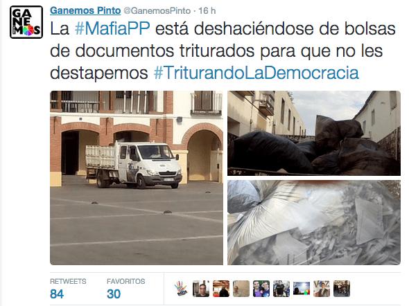 Tuit @GanemosPinto.