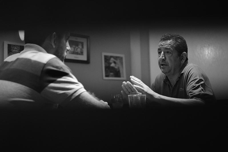 Fran Pérez en entrevista con La Voz de Pinto.