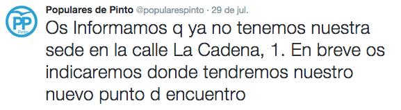 Tuit @popularespinto.