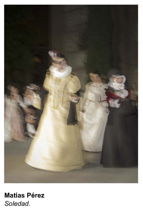 """Soledad"". Fotografía: Matías Pérez. Tercer Premio."