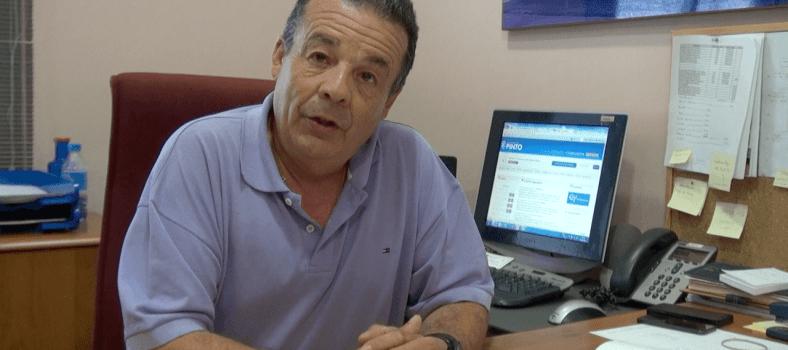 Daniel Santacruz, concejal de Empleo y RRHH. Fotografía: Mario Coronas