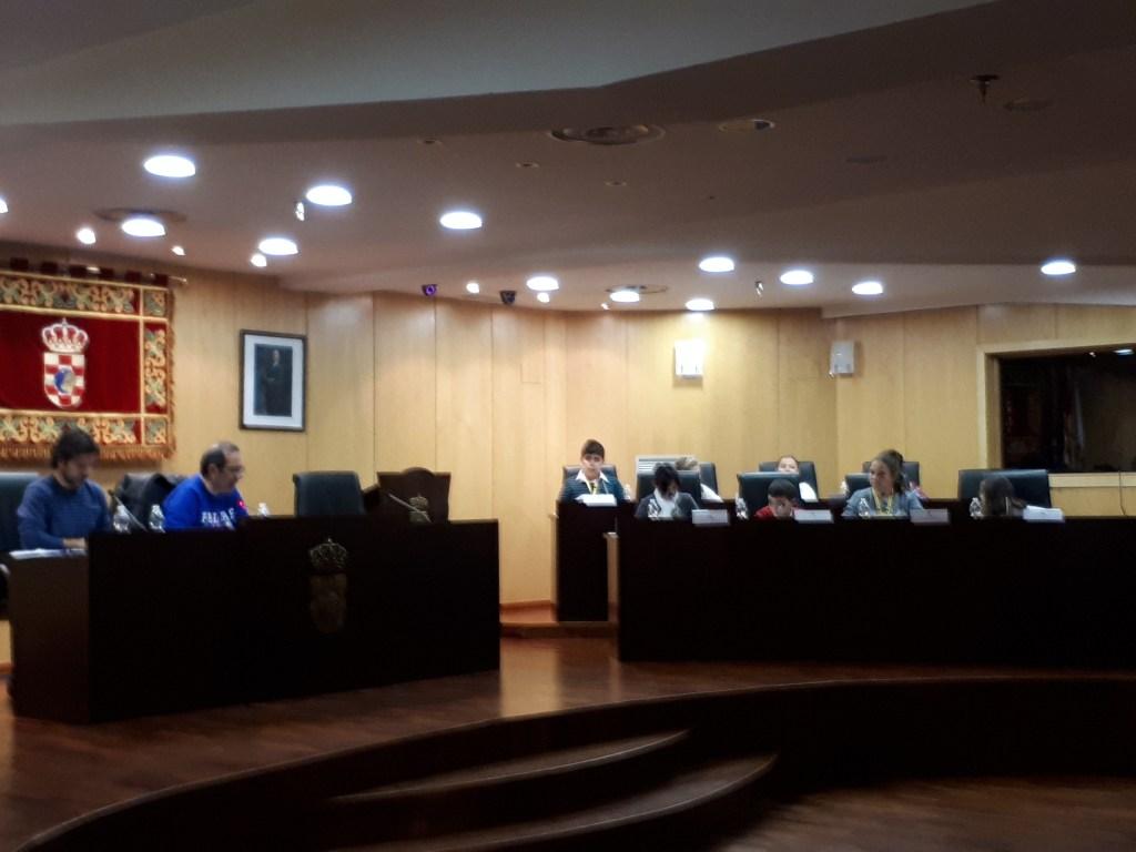 debate del estado del municipio