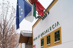 Festival Trilce en Casa de Andalucía llena Pinto de aires andaluces