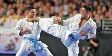 Diversas modalidades en el campeonato madrileño de kárate que se celebrará en Pinto