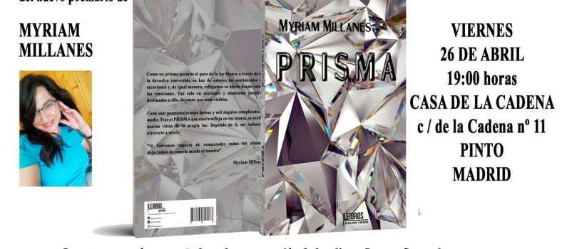 Myriam Millanes presenta Prisma