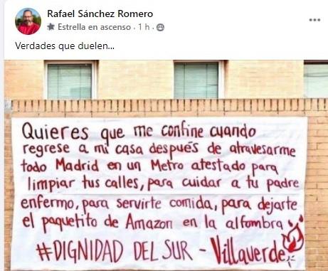 Concentraciones Parar Madrid Covid 19