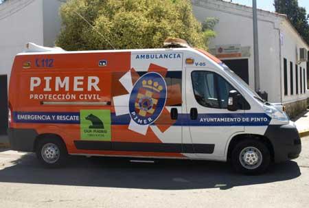 Ambulancia general PIMER