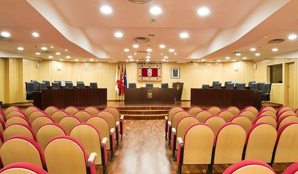 Pleno ordinario 28 de enero del Ayuntamiento de Pinto.