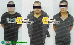 Detienen a 3 por robo a Coppel; el botín supera el medio millón de pesos. Agencia LVDT.