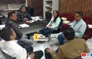 Entrevistan a aspirantes a integrar el consejo consultivo indígena