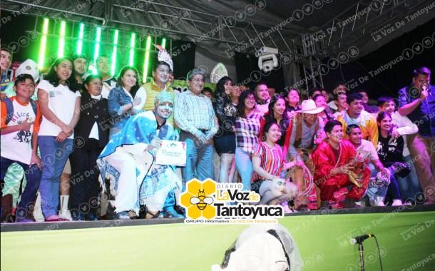 Concluye con gran éxito el Carnaval Mekoiljuitl 2018 en Chicontepec