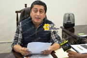 Denuncia alcalde presunto daño patrimonial por 106 MDP en Chicontepec