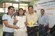 Celebran bodas colectivas en Ixcatepec