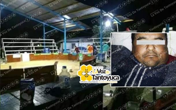 Asesinan a ex regidor y líder cañero en Pánuco