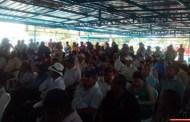 Líderes de MORENA venden programas sociales en Tantoyuca