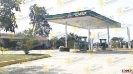 Cierran Gasolinera de Ahuateno por desabasto de combustible | LVDT