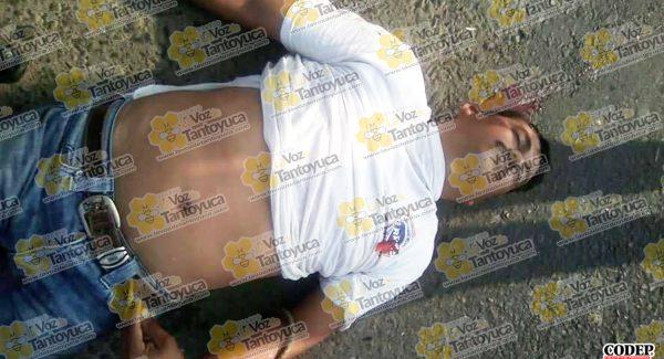Muere motociclista en aparatoso choque | CODEP