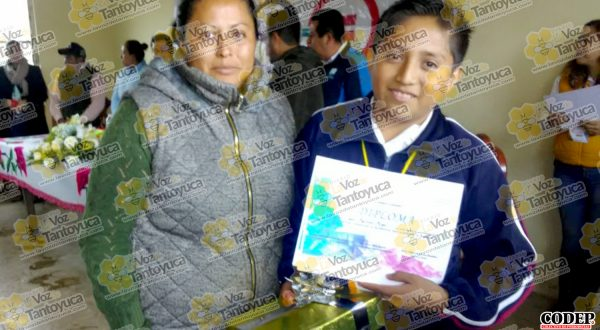Alumno de Xococatl gana el primer lugar en la Olimpiada de las matemáticas   LVDT