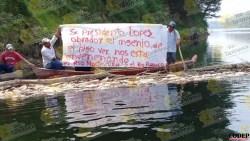 Piden intervención de AMLO por envenenamiento de ríos | LVDT