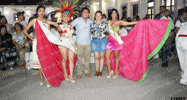 Un éxito, el Carnaval Mekoiliuitl 2019 en Chicontepec | LVDT