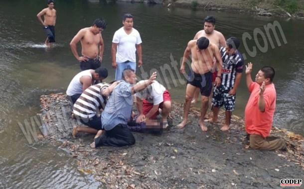 Se ahoga menor de 11 años durante bautismo en San Andrés Tuxtla