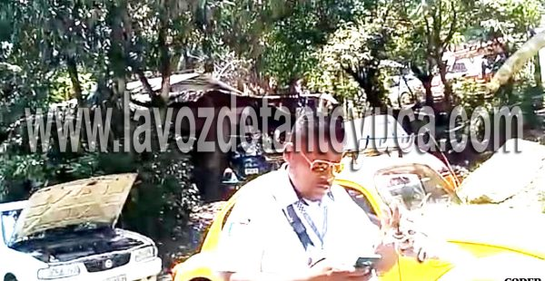 VIDEO: Extorsiona Delegado a Transportistas | LVDT