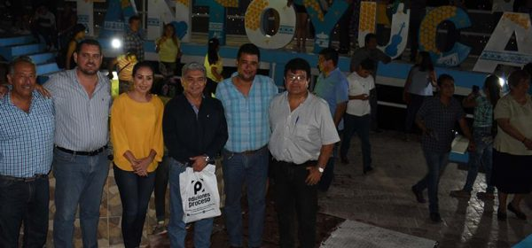 Inaugura Amado Guzmán rehabilitación del Mirador del Cerro de la Cruz   LVDT