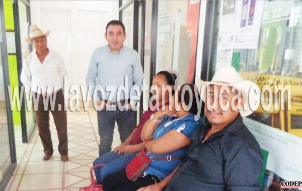 Denuncian a Apolinar Lozano Reyes por presunto fraude en Teacatl Amatlán Chicontepec | LVDT