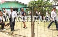 Encierran a ejidatarios en elección para elegir al Comisariado Ejidal, en Tantoyuca