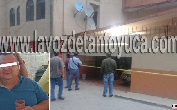 Muere empresario ferretero al defenderse de asaltantes, en Chicontepec