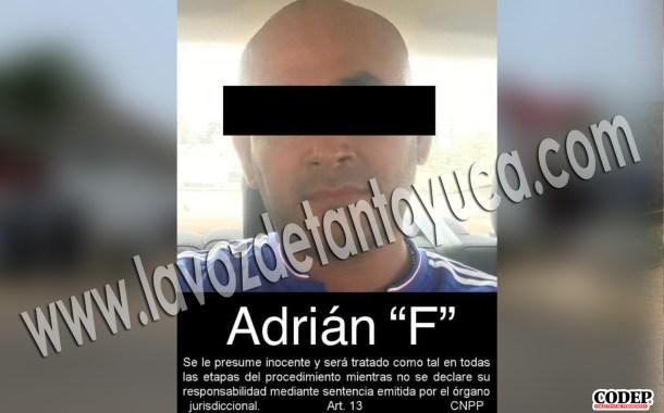 """Detiene SSP y SEIDO a Adrián """"N"""", presunto líder del CJNG"""