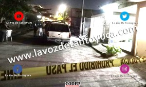 Asesina a su esposa embarazada a tubazos; fue detenido   LVDT