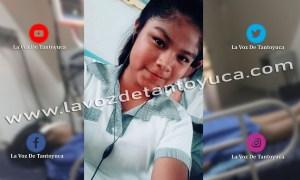 Grave jovencita estudiante tantoyuquense; familia solicita apoyo de la ciudadanía | LVDT
