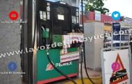 PROFECO inmoviliza bomba por vender litros incompletos en la Gasolinera González
