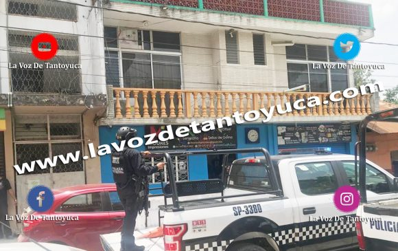 Encuentran ahorcado a hombre al interior de un edificio, en Tantoyuca | LVDT