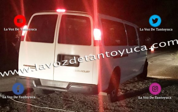 Aseguran a 15 migrantes en Tantoyuca; viajaban en autobús Conexión   LVDT