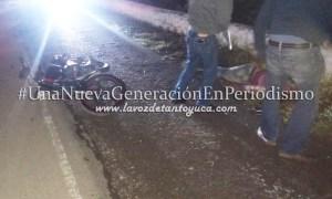 Se mata motociclista | CODEP