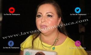 Areli Zumaya Valencia, empresaria tantoyuquense independiente   LVDT