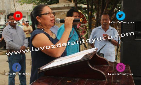 Conmemora alcalde de Ixcatepec el 66 Aniversario Luctuoso del Coronel Higinio Melgoza   LVDT