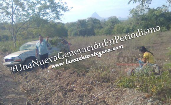 Se mata ganadero en aparatosa volcadura en Chicontepec | LVDT