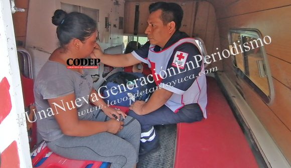 Borracho golpea y amenaza de muerte su esposa en la Colonia Azteca | LVDT