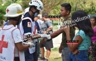 Taxista provoca aparatoso accidente vial en Tantoyuca